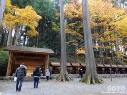 三峯神社(伊勢神宮と摂末社)