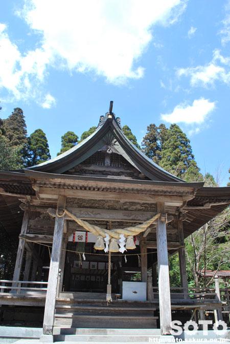 高良神社(1)