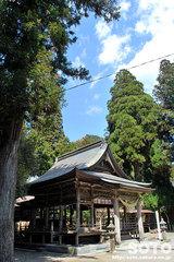 國造神社(拝殿)