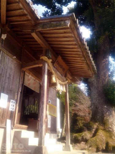 大津山生目八幡宮(1)