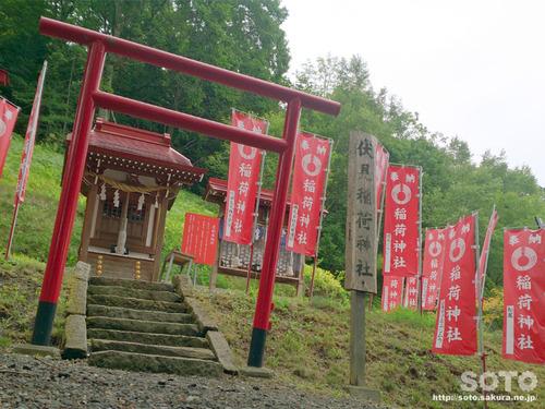 浦幌神社(伏見稲荷神社)