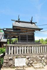 白兎神社(本殿)