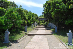 白兎神社(参道)