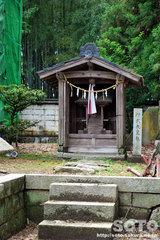 針江生水の里(神社3)