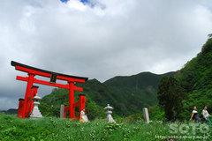 湯殿山神社(1)