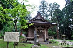 出羽三山神社(天宥社)