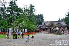 出羽三山神社(2)