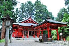 出羽三山神社(霊祭殿)