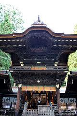 諏訪大社(秋宮)