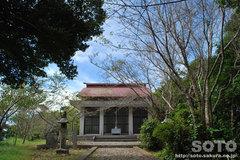 野母半島県立公園(日山神社2)