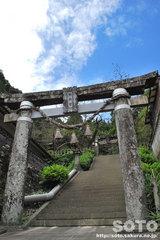 諏訪神社(�ア津)