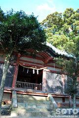 筑波山(蛭子神社)