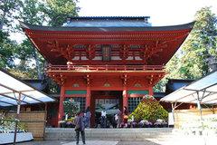 香取神宮(楼門)