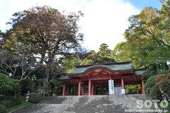香取神宮(総門)