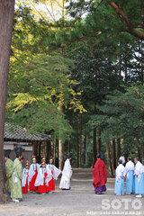 水屋神社(秋季例大祭1)