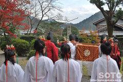 水屋神社(秋季例大祭5)
