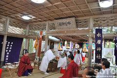 水屋神社(秋季例大祭6)