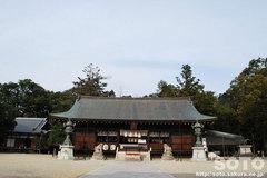 伊弉諾神宮(1)