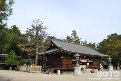伊弉諾神宮(2)