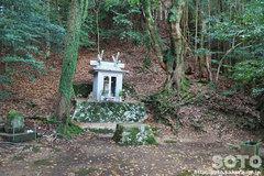 諭鶴羽登山(奥の宮2)