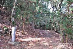 諭鶴羽登山(奥の宮1)