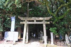 諭鶴羽登山(奥宮十二所神社)