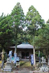 諭鶴羽神社(拝殿)