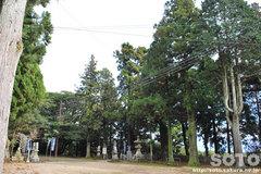 諭鶴羽神社(境内)