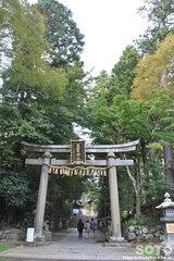 塩竃神社(鳥居)