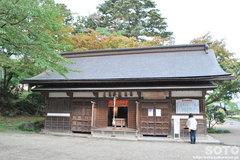 塩竃神社(厩舎)