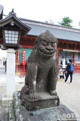 塩竃神社(狛犬)