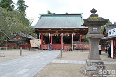 塩竃神社(別宮)