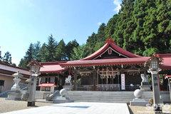 金蛇水神社(拝殿)