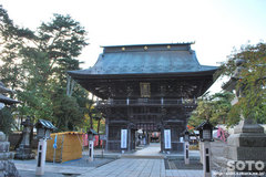竹駒神社(楼門)
