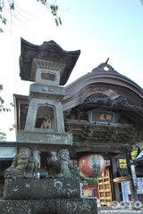 竹駒神社(随神門)