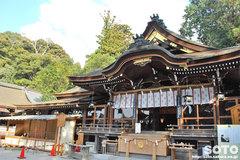 大神神社(拝殿)