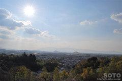 大神神社(展望台からの眺め)