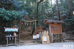 大神神社(神体山 登拝口)