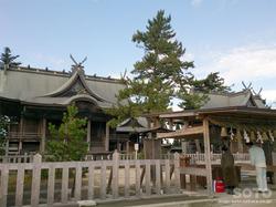 阿蘇神社(1)