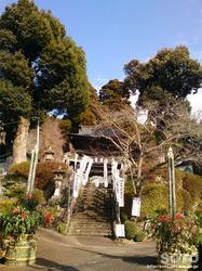 大津山阿蘇神社(1)