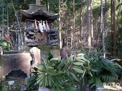 大津山阿蘇神社(正法禅寺跡/6)