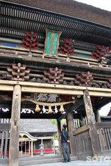 青井阿蘇神社(楼門)