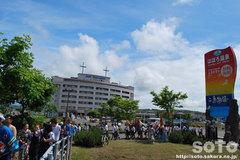 羽幌神社例大祭(ほっとはぼろ前)