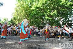 羽幌神社例大祭(獅子舞)