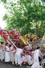 羽幌神社例大祭(ラスト喧嘩)