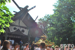 羽幌神社例大祭(締め・2)