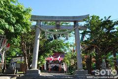 増毛 厳島神社(1)