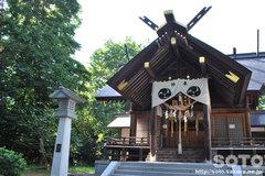 比布神社(1)