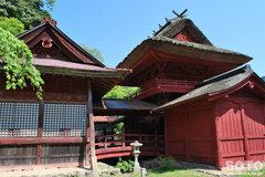 鷲原八幡宮(3)