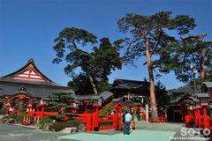 太鼓谷稲成神社(4)